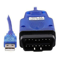 VAG 409.1 OBD2 USB Car Diagnostics Interface Scanner FTDI FT232RL VCDS VW Audi