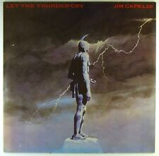 """12"""" LP - Jim Capaldi - Let The Thunder Cry - A3944 - washed & cleaned"""