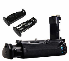 Vertical Battery Hand Grip Pack for Canon 7D Mark II 7DII DSLR Camera as BG-E16