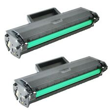 2PK TONER CARTRIDGE FOR SAMSUNG MLT-D104S ML1660 ML1661 ML1665 ML1666 ML1670
