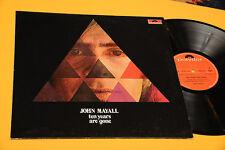 JOHN MAYALL LP TEN YEARS ARE GONE ORIG ITALY 1973 MINT UNPLAYED MAI SUONATO