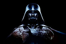DARTH VADER WITH ARMS CROSSED STAR WARS POSTER PRINT 24x36 HI RES