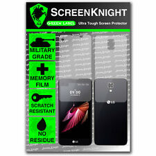ScreenKnight LG X Screen K500N FULL BODY SCREEN PROTECTOR invisible shield