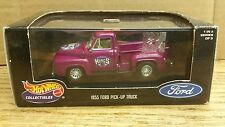 Custom Sacramento Kings 1955 Ford Pick Up Truck 1:43 Hot Wheels Collectibles