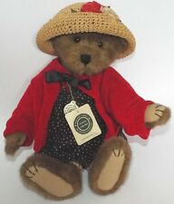 "Boyds Bears Collection ELEANOR BEARSEVELT 16"" Bear 912010"