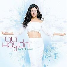 Light Blue Sun by Lili Haydn (Violin/Vox) (CD 2003 Private Music) Canada Actress