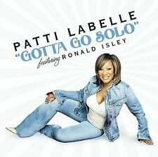 PATTI  LaBELLE  -  GOTTA GO SOLO  -  SINGLE CD, 2004