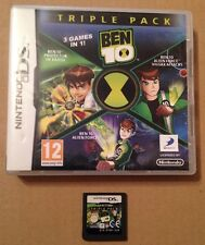 CGRundertow BEN 10 TRIPLE PACK for Nintendo DS Video Game ...