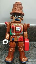 Vintage Bandai Mighty Morphin Power Rangers  - Slotsky Gold Rush Robot Rare