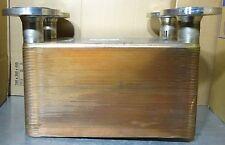 Wärmetauscher Plattenwärmetauscher Plattenwärmeübertrager Edelstahl 13,8L DN50