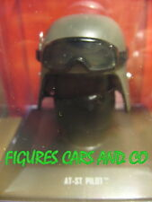 STAR WARS  1/5  CASQUE CASCO HELMET AT ST PILOT