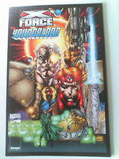 X-force # 1 Bagged X-force Card #8,#13 ..New Mutants #100 , X-force/Youngblood