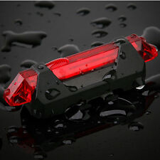 1x Car Truck Portable 15LM LED Emergency Light Lamp Long Bright Flash Strobe Red