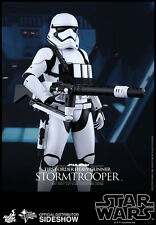 1/6th Star Wars First Order Stormtrooper Heavy Gunner Action Figure by Hot Toys