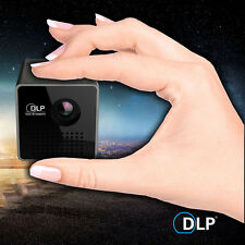 DLP Mini Projector Projector Portable Projector Video Multimedia Home Business