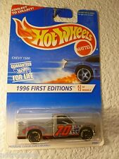 1996 FIRST EDITIONS 2/12 HOT WHEELS #367 CHEVY 1500 TRUCK