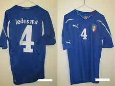 Maglia nazionale italiana 2010 Ledesma