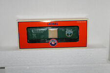 Lionel #52352 Poland Spring Boxcar made for NETCA