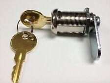 ARCADE GAME &  PINBALL  & MAME MACHINE BACK DOOR LOCK  NEW 2 KEYS