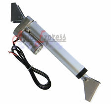 "Heavy Duty 6"" Linear Actuator with Brackets Stroke 225 Pound Max Lift 12 Volt DC"