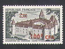 Reunion 1973 Chateau/Buildings/Architecture/Tourism/Surcharge 1v (n34927)