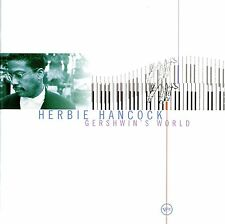 Herbie Hancock - Gershwin's World CHICK COREA KENNY GARRETT WAYNE SHORTER Verve