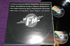 """  FM "" MOVIE  SOUNDTRACK  UK LP  MCSP 284 PETTY, BOSTON,QUEEN, SEGER,EAGLES ETC"