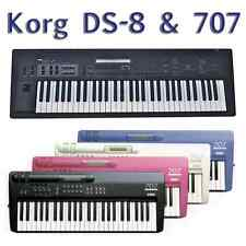 Korg DS-8 & Korg 707 - Largest Sound Collection