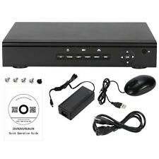 8CH 1080P H.264 P2P POE NVR ONVIF Video Recorder for CCTV IP Camera US Plug Y4O3