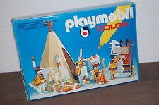 Playmobil Color 3621-fam - Indios Tipy Color NEW
