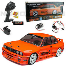 HPI 114343 1/10 RS4 Sport 3 BMW M3 E30 4WD RTR ON-Road Car w/Radio / Esc / Motor