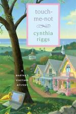 Touch-Me-Not: A Martha's Vineyard Mystery (Martha's Vineyard Mysteries-ExLibrary