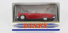 New Matchbox Dinky - 1955 Ford Thunderbird - Red - 1:43 Scale
