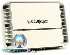 ROCKFORD FOSGATE PM400X4 MARINE CAR 2-CH 800W MAX COMPONENT SPEAKERS AMPLIFIER