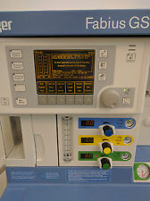 Draeger Fabius GS Anesthesia Machine - VC/PC/PS - SN ARWN-0024 - BioMed Tested!!