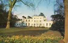 Postcard WOODROW HIGH HOUSE AMERSHAM BUCKs LONDON Federation of Boys Clubs 1979