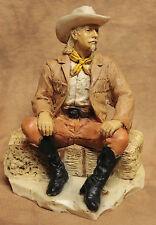 """Castagna Western Indianer Figur """"Buffalo Bill Cody"""" Trapper Sammelfigur aus 1988"""