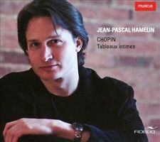 Jean-Pascal Hamelin-Tableaux Intimes CD NEW
