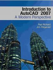 Introduction to AutoCAD(R) 2007: A Modern Perspective-ExLibrary