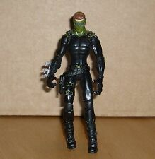 "Spiderman Hasbro Marvel 5"" action figure 2006 green goblin with mask"
