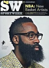 Sport Week.James Harden,Anthony Davis,Giacomo Agostini,Luis Muriel,Stephen Curry