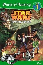 Star Wars World of Reading: Ewoks Join the Fight by Disney Press (2015,...