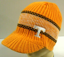 NWT NCAA Tennessee Volunteers Adidas Visor Knit Hat Beanie Cap OSFA NEW!
