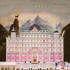 The Grand Budapest Hotel [Original Motion Picture Soundtrack] by Alexandre...