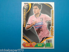 PANINI ADRENALYN XL 2012 2013 - NEW GENERATION - DYBALA PALERMO TOP RARE