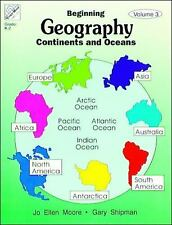 Beginning Geography: Continents & Oceans