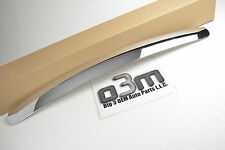 2007-2012 GMC Acadia Front Chrome Hood Moulding Assembly Trim new OEM 25807062
