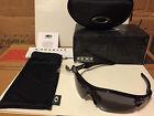 NEW Oakley - Radar Path - Sunglasses, Polished Black / Grey, 09-670