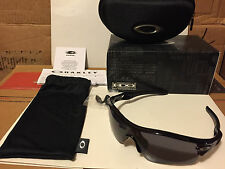 NEW Oakley - Radar Path - Sunglasses, Polished Black / Grey, 09-670