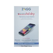 "ZAGG InvisibleShield HD Clarity Screen Protector for iPhone 7 4.7"" Screen MP"